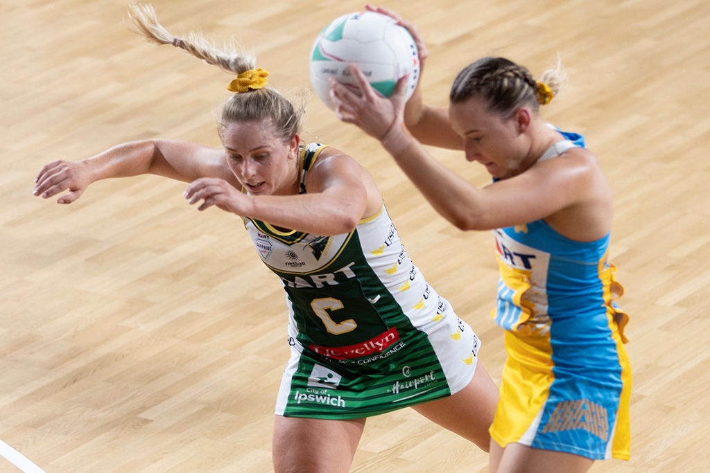 Season 2020 - Match Report Prelim Final: Sapphire